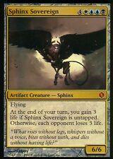 Esfinge sovereign foil   ex   Shards of Alara   Magic mtg
