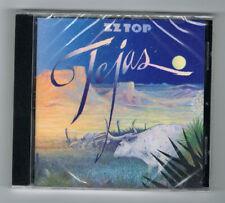 ♫ - ZZ TOP - TEJAS - CD 10 TITRES - 1976 - NEUF NEW NEU - ♫