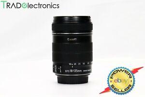 (👍Great) Canon EF-S 18-135mm f/3.5-5.6 IS Zoom Lens AUstock EF Mount