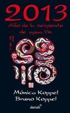 2013 año de la serpiente de agua (Spanish Edition)-ExLibrary