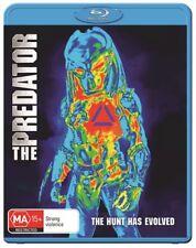 Predator (Blu-ray, 2018, 2-Disc Set)