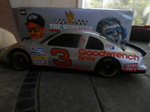 #3 Dale Earnhardt 1995 Goodwrench SILVER Monte Carlo 1/24 ARC BANK