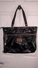 Lot Of 2 Handbags Coach Juicy Couture Both Black