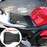 Non-slip Motorcycle 3D Air Mesh Seat Cover Shock Absorption Sunscreen Cushion
