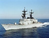 USS OLDENDORF DD-972 8X10 PHOTO NAVY US USA MILITARY SPRUANCE-CLASS DESTROYER