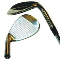 60 deg Stainless Steel Hooter Lob Wedge, Graphite Shaft