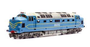 Dapol Deltic Diesel Loco 1:76 00 Gauge Plastic Kit C009