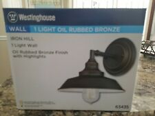 NEW Farmhouse, Rustic Wall Light Fixture Oil Rubbed Bronze