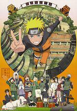 Wall Calendar 2017 Naruto Manga Anime (13 pag LTR/A4) A-805