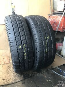 2X 225.70.R15C/ 112/110 R HIFLY & TOYO Tyres Fitting Available Tread (7+mm &5+mm
