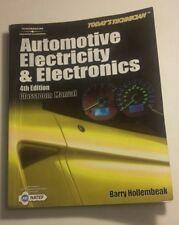 Thomson Automotive Electricity & Electronics Classroom Manual 4th Edition 2007