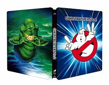 Blu Ray GHOSTBUSTERS Collection 1-2 (Steelbook) (2 Blu-Ray) ....NUOVO