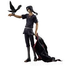 Anime Naruto Shippuuden Itachi 23cm Painted PVC Action Figure Figurine In Box