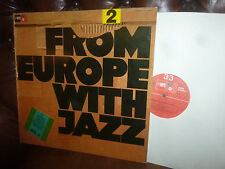 From Europe With Jazz, Martial Solal, Koivistoinen, Karin Krog MPS BASF LP, 1975