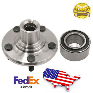 DX, EX, LX, Touring - One Bearing Included with Two Years Warranty Note: FWD 2009 fits Honda Odyssey Rear Wheel Bearing and Hub Assembly