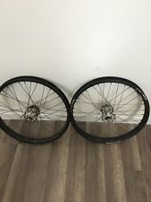 ACS Z Rims With Shimano Hubs And Rare Cassette Fits Hutch GT Haro CW Redline SE