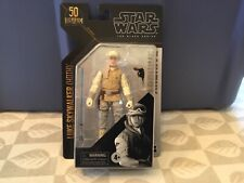 NEW STAR WARS THE BLACK SERIES ARCHIVE COLLECTION HOTH LUKE SKYWALKER!!