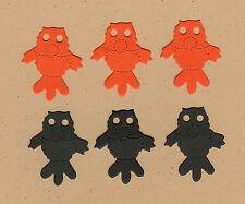 Mini Owl Die Cuts - AccuCut