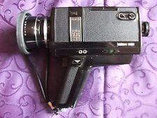 AlteFilmkammera Porst reflex ZR 348 -Fach Power Super 8 mit Koffer