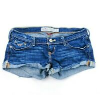 Hollister Womens Jean Shorts Size 1