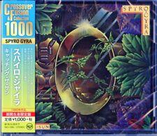 SPYRO GYRA-CATCHING THE SUN-JAPAN CD Ltd/Ed B63