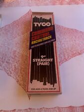 """Tyco Command Control Racing Track. 9"""" straight"""