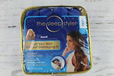 """Sleep Styler Heat-free Hair Curlers Mini 3"""" Rollers 12 Count Memory Foam New"""