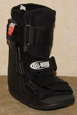 OTC - SHORT LEG WALKER BOOT - Black - CMS-001-11  *ALL SIZES AVAILABLE! *NEW!