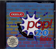 ERASURE - POP - THE FIRST 20 HITS