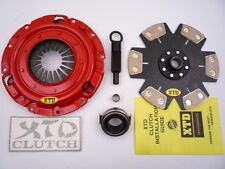 XTD STAGE 4 HYPER CLUTCH KIT PROBE MX-6 626 2.0L PROTEGE & MAZDASPEED TURBO