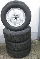 """ALU-Winterradsatz Nissan Navara D40 (nicht V6) und Pathfinder R51 255/65R17 7,5"""""""