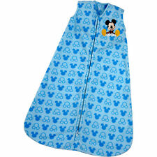 Mickey Mouse Wearable Blanket Medium Blue SIZE M  --O12--