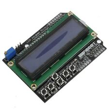 Keypad Shield Blue Backlight For Robot LCD 1602 Board Geekcreit for Arduino