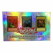 YUGIOH Legendary Collection 1: Gameboard Edition (6 BOOSTER PACKS,PROMOS,+BOARD)
