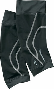 Specialized Men's XL Therminal 2.0 Fleece Knee Warmer Black New