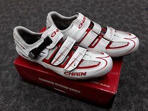 Size 42 Chain Nova Pro Cycling Shoes