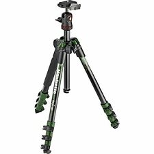 Manfrotto BeFree Travel Tripod with Ball Head (Green)