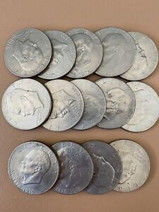 Eisenhower Ike Dollars - 1976 Bicentennial