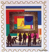 ART DE L AFFICHE Yt3556  FRANCE  FDC Enveloppe Lettre Premier jour