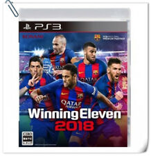 PS3 Winning Eleven 2018 WE SONY PLAYSTATION Konami Sports Games