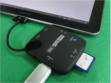 7 in 1 Card Reader + USB HUB OTG Connection Kit for Samsung Galaxy Tab2 10.1 7.0