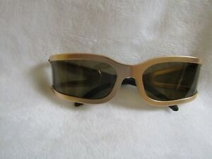 Christian Roth sunglasses rare gold Vintage sunglasses - Japan