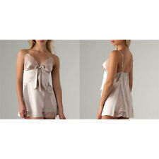 BNWT Myla Large Heritage Silk Camisole in Marble//Granite Pink RRP £145.00