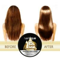HAIRINQUE 5 Sec Restore Soft Shiny Hair Magical Treatment Hair Mask Repairments#