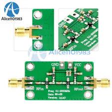 01 2000mhz Gain 60db Rf Broadband Amplifier Module Lna Board Lna 012ghz