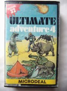 61311 Ultimate Adventure 4 - Dragon 32 (1982)