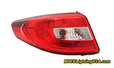 TYC Left Outer Side Tail Light Lamp Assembly for Hyundai Sonata 2015