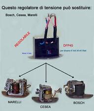 Regolatore 6 V per dinamo Marelli, Bosch (moto d'epoca)