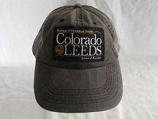 University of Colorado at Boulder Leeds School of Business Baseball Cap Hat