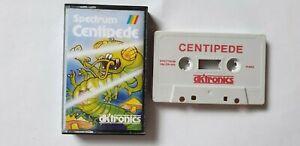 CENTIPEDE - DK TRONICS DKTRONICS 1982 - SINCLAIR SPECTRUM 48K GAME - VINTAGE